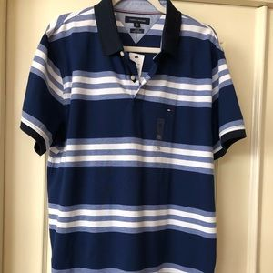 Tommy Hilfiger men's polo shirt